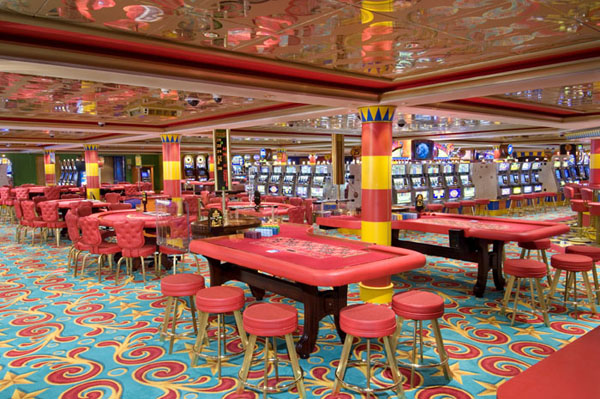 New Study Shows Of Cruise Ship Passengers Gamble IGaming Post - Cruise ship casino