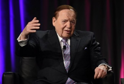 Adelson to take reins of Sands China