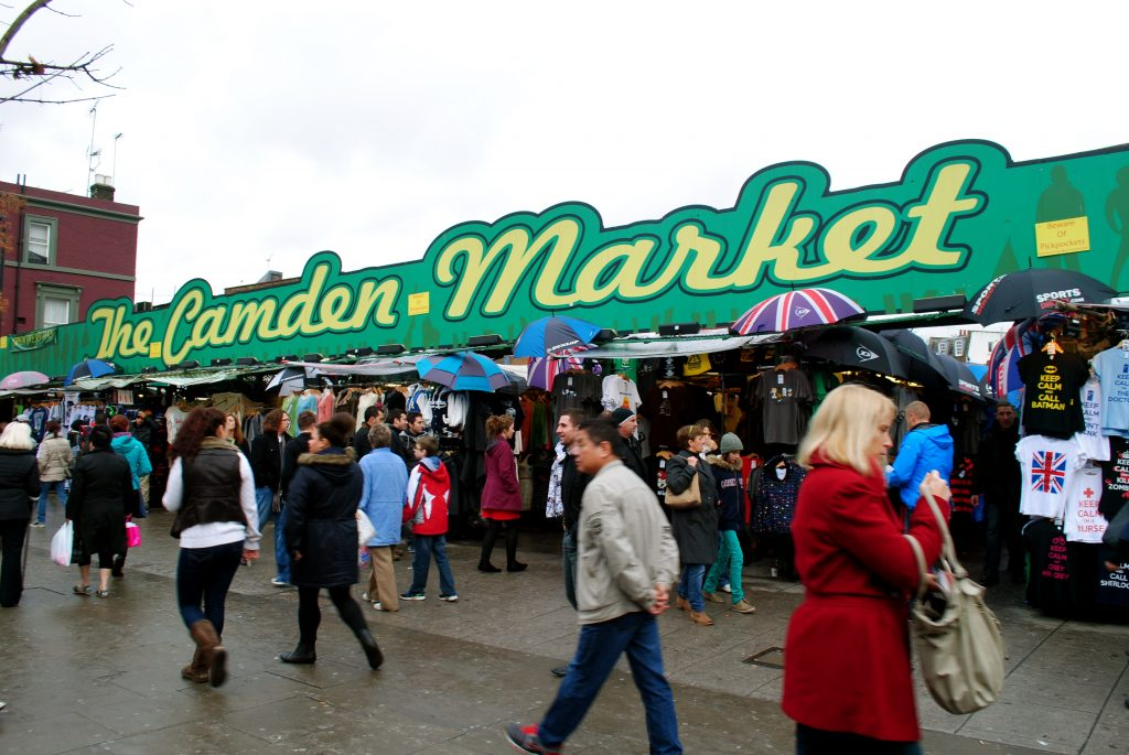 Playtech founder buys up camden market igaming post for The camden