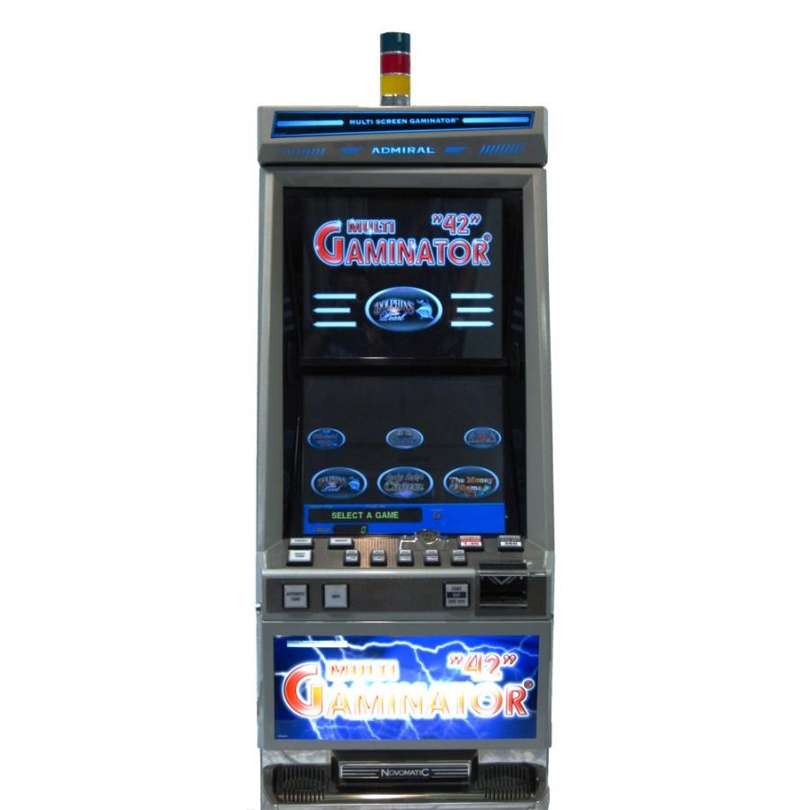 Novomatic fv 624 stand for slot machine