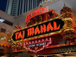 Icahn gives 420 million to keep Taj Mahal open