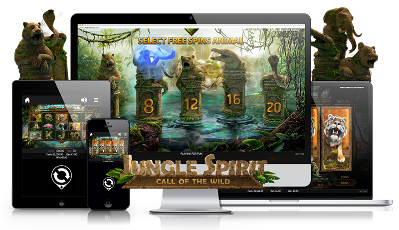 Netent Serves Up A Feast For The Senses With Jungle Spirit Call Of The Wild Igaming Post Igaming Post