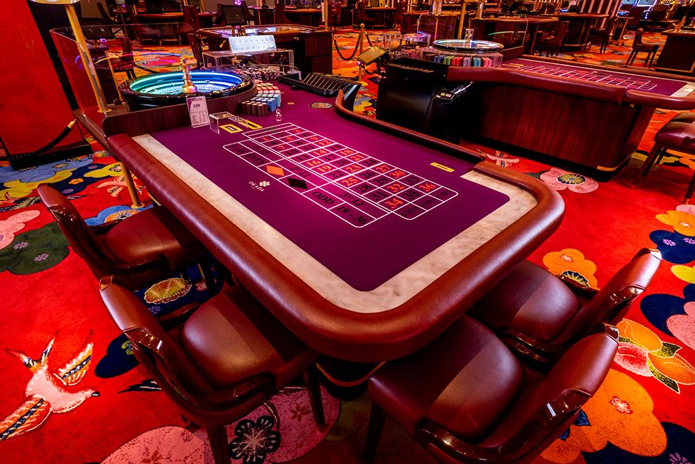 Caesars roulette